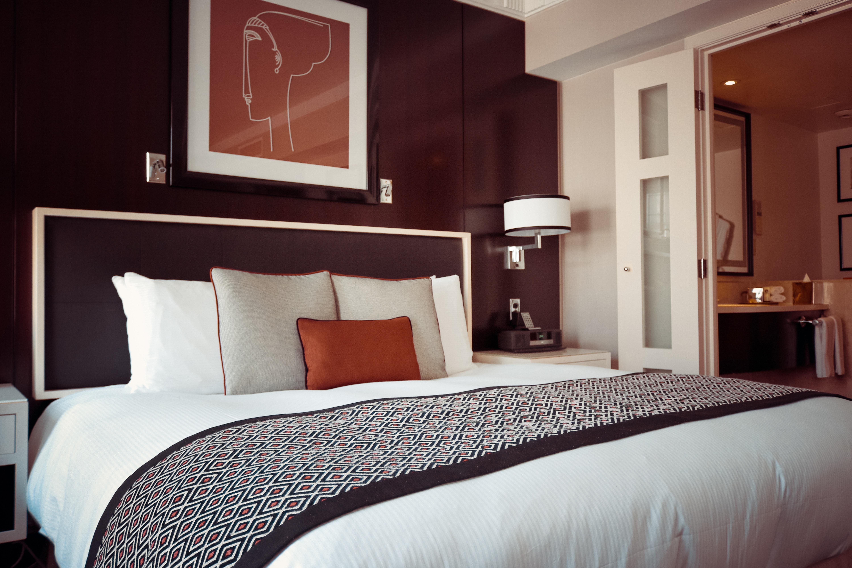 Gute Luft in Hotelzimmern ist unser Anspruch.