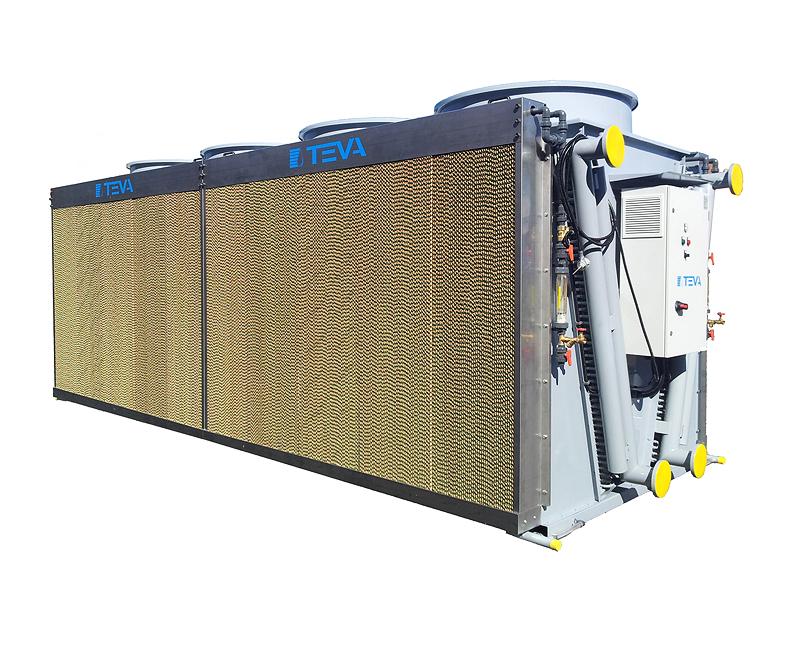 Adiabatische Systeme - TEVA - PureAir AG
